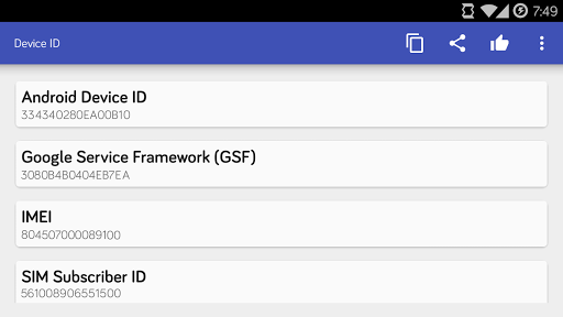 Device ID 1.3.2 screenshots 5