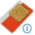 SIM Card Detalles icon
