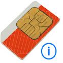 SIMカード詳細 icon