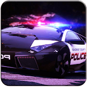 Hot Pursuit Police Racing Car