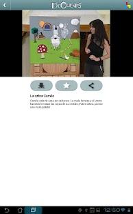 DeCuentos descarga tus cuentos - screenshot thumbnail