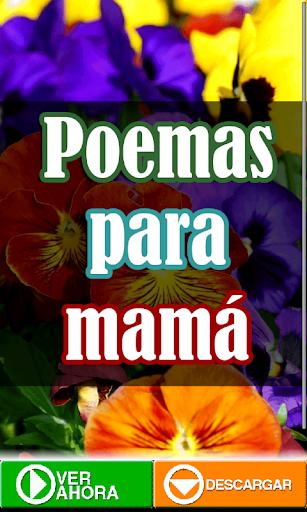 Poemas para mamá