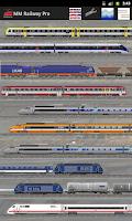 Screenshot of MM Railway Pro