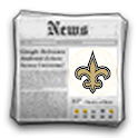 New Orleans Sports Widget logo