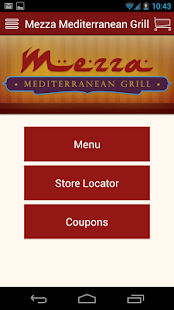 Mezza Mediterranean Grill- screenshot thumbnail