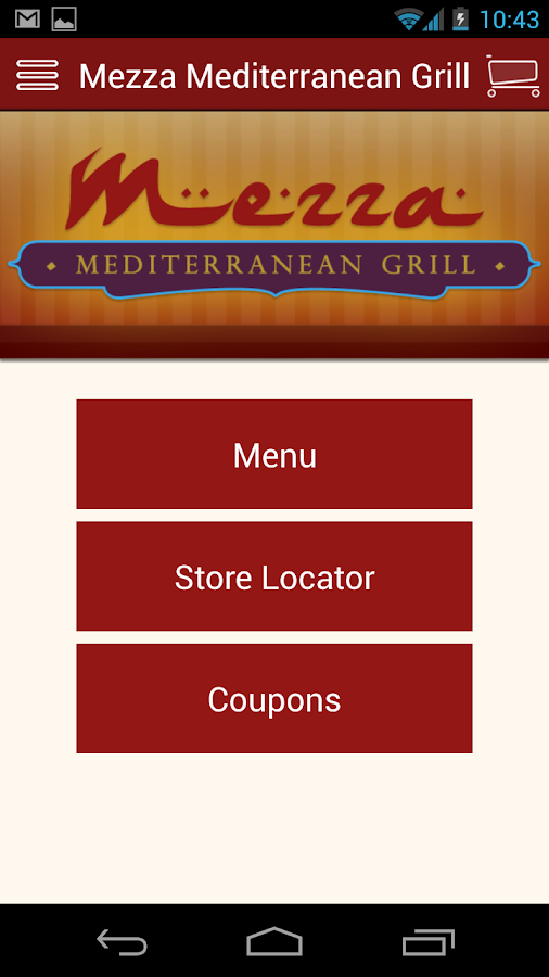 Mezza Mediterranean Grill- screenshot