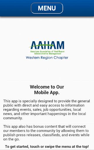 AAHAM Western Region