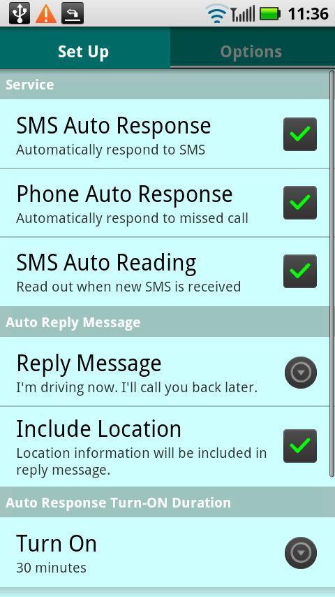 Auto SMS (No Ads) - screenshot
