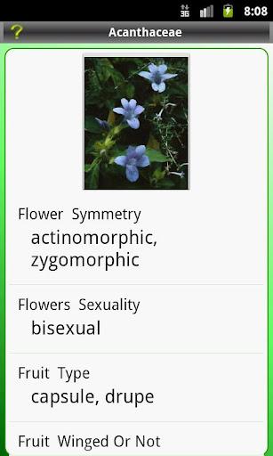 【免費教育App】Key: Plant Families-APP點子
