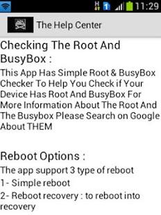 Root Tools screenshot