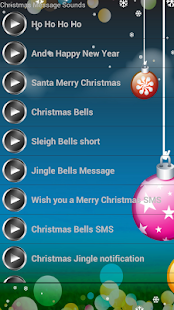 Christmas Message Tones - Apps on Google Play