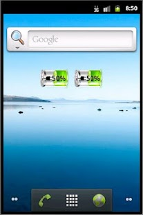 Battery Widget Viewer Free - screenshot thumbnail