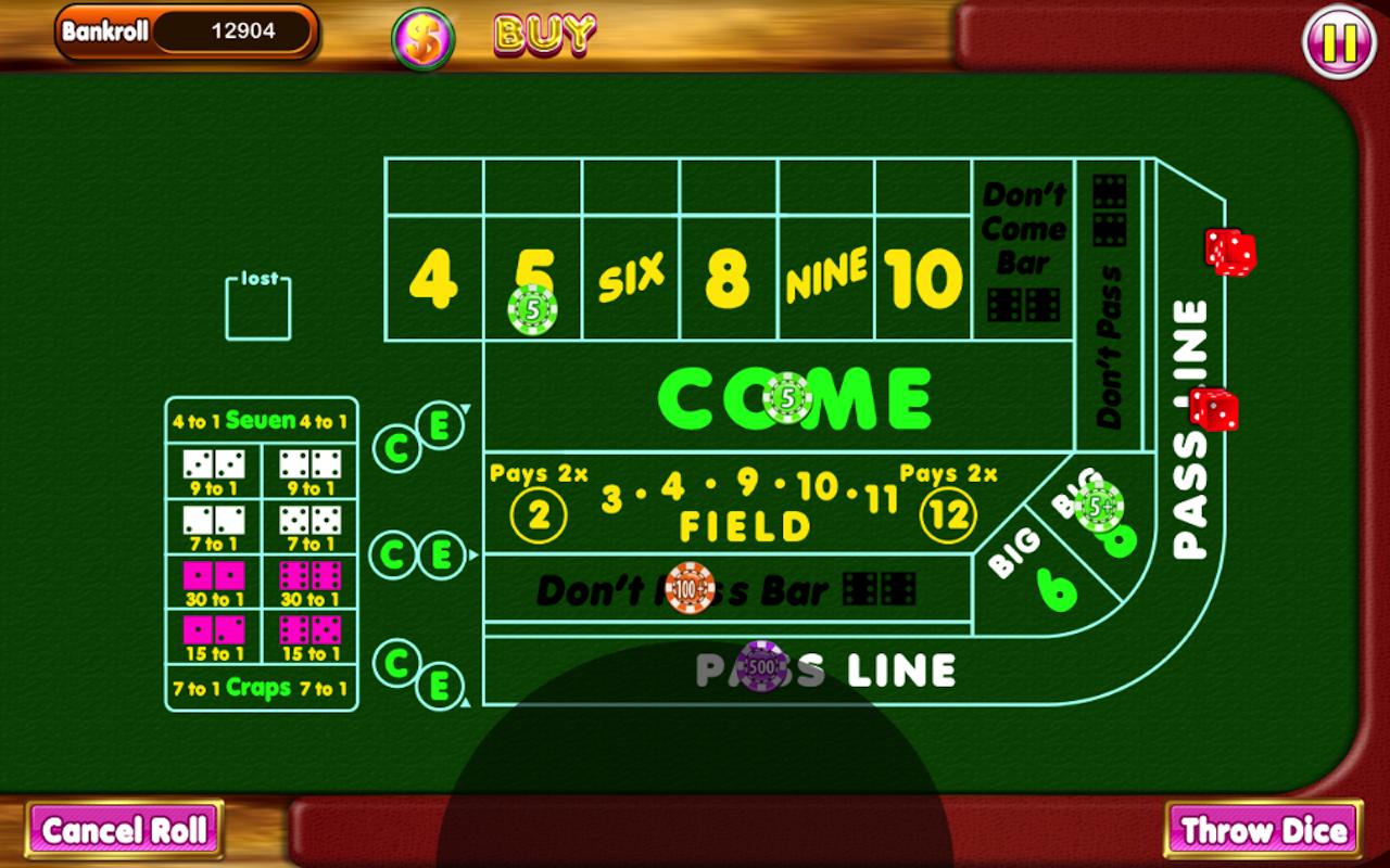Best craps casino