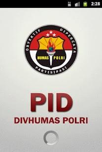Divisi Humas Mabes POLRI - screenshot thumbnail