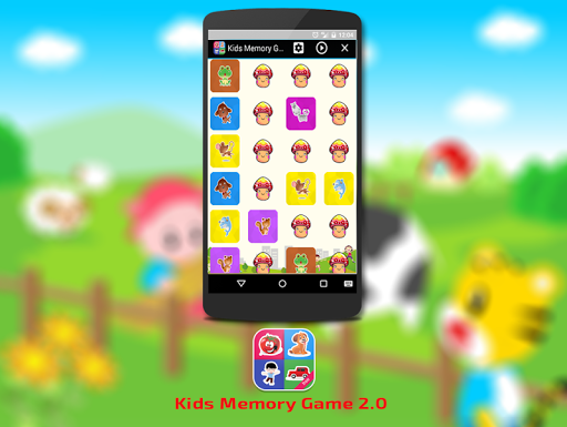Kids Memory Game 2.0