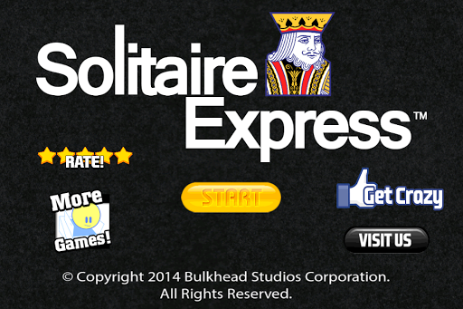 Solitaire Express: Card Game