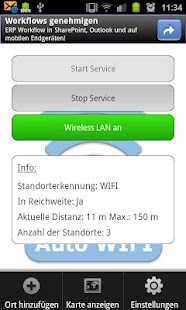 Auto Wifi - screenshot thumbnail