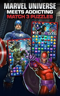 Marvel Puzzle Quest Screenshot 20