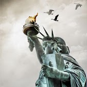 liberty_stature 3D wallpaper
