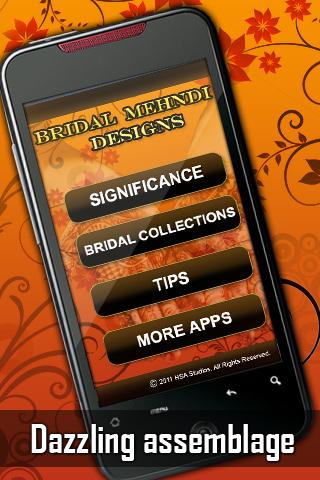 Bridal Mehndi Designs- screenshot