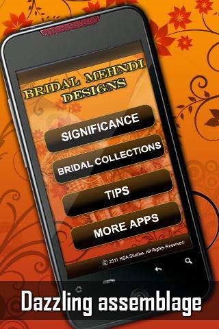 Bridal Mehndi Designs - screenshot