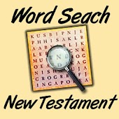 Bible Stories Word Search New