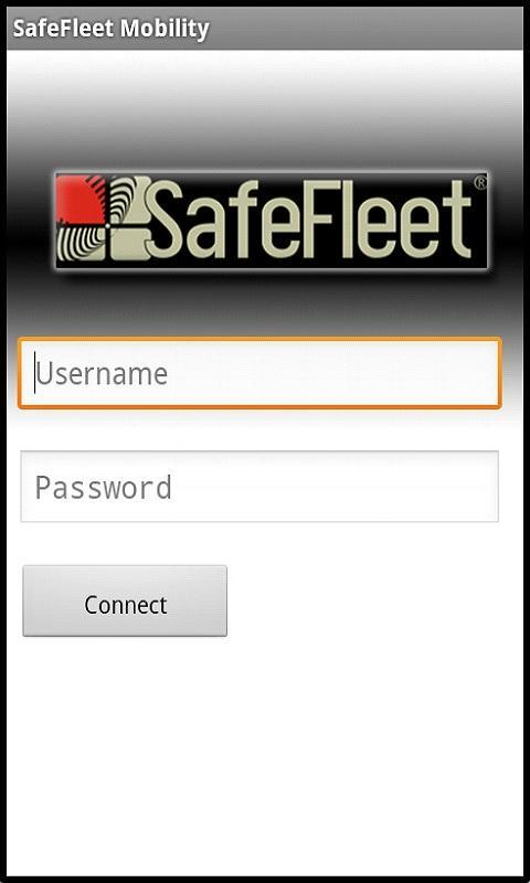 SafeFleet Mobility - screenshot