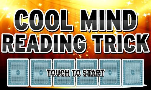 Cool Mind Reading Trick