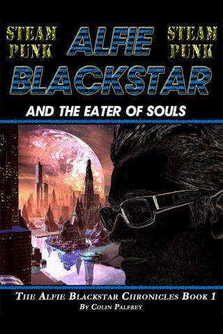 Steampunk: Alfie Blackstar 1