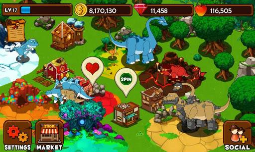 Dino Island 1.1.0 screenshots 1