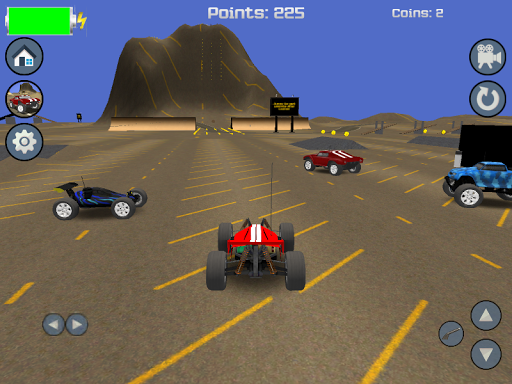 RC Car - Hill Racing Driving Simulator  screenshots 17