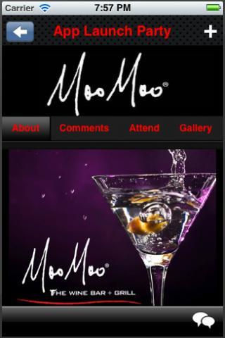 Moo Moo The Wine Bar + Grill