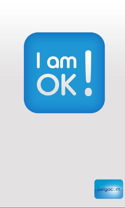 I am OK - screenshot