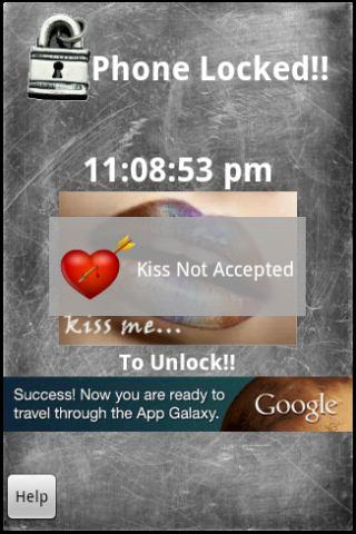 免費娛樂App|Kissme to Unlock|阿達玩APP