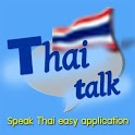 Thai Talk Speak Thai Free icon