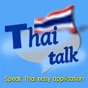 Thai Talk Speak Thai Free icon