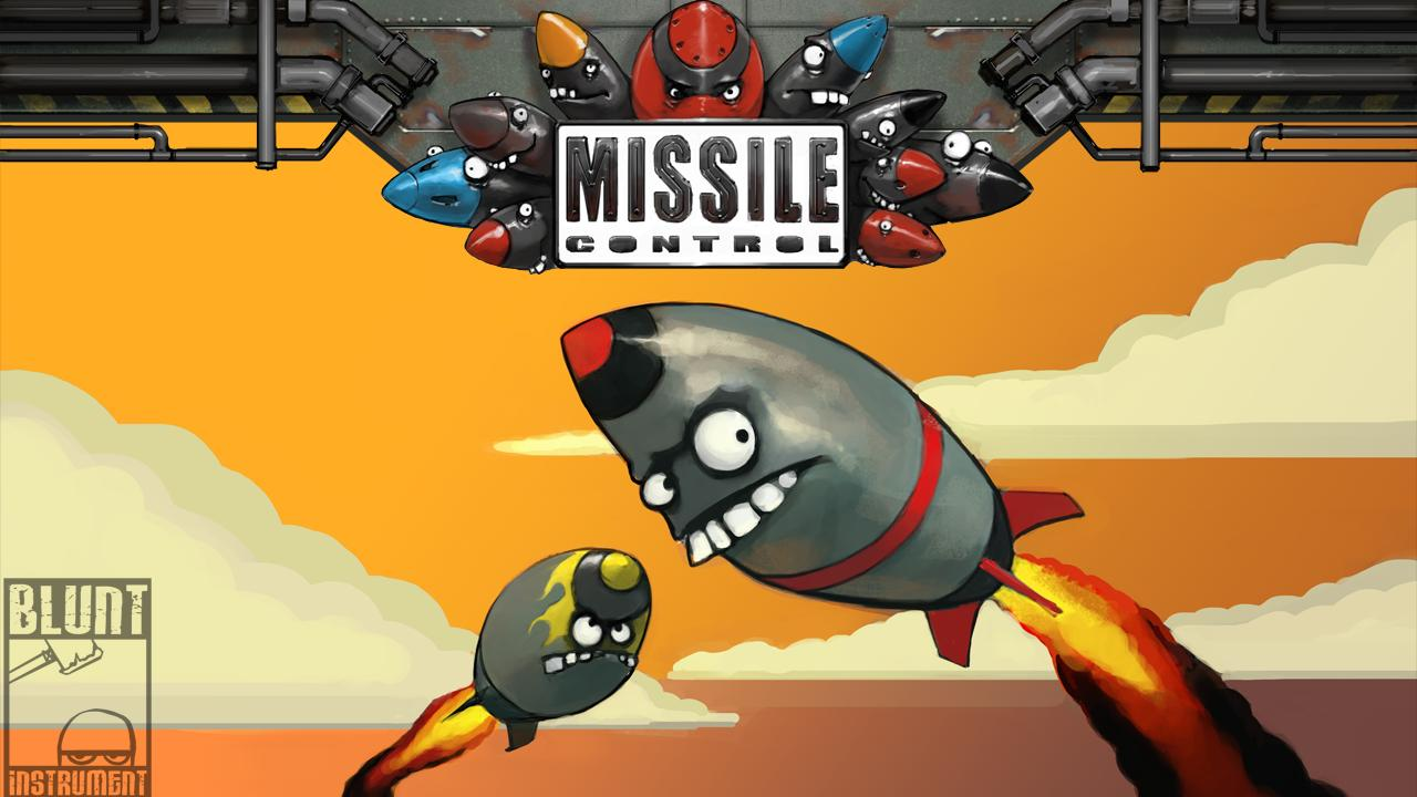 Missile Control - screenshot