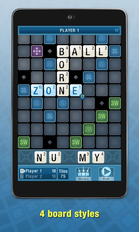 CrossCraze : Classic Word Game- screenshot