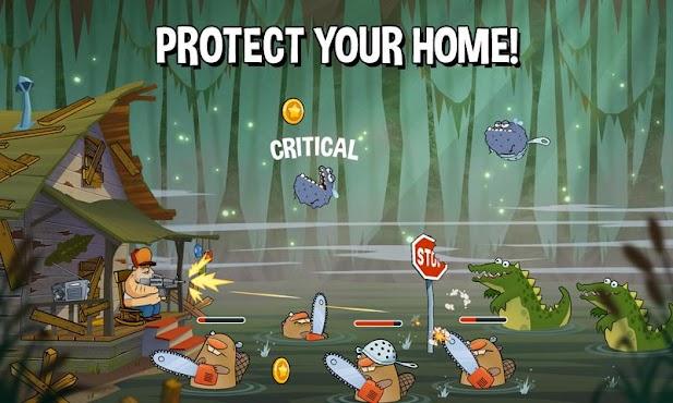 Swamp Attack v2.1.0 (Mod Money/Unlocked)