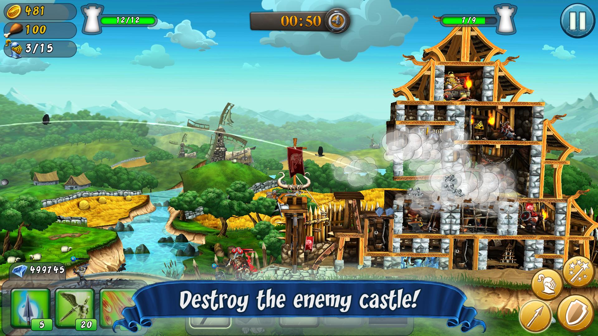 CastleStorm - Free to Siege screenshot #23