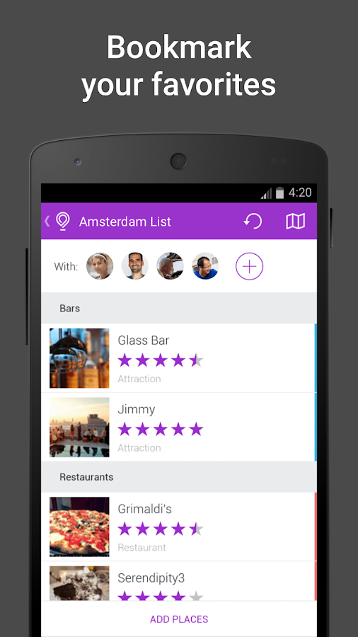 Amsterdam City Guide - Gogobot - screenshot