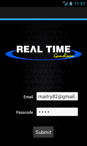 Real Time Game Room