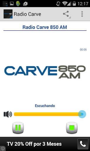 Radio Carve