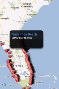 Florida's Best Beaches - screenshot thumbnail