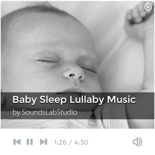 Baby Sleeping Lullaby Music