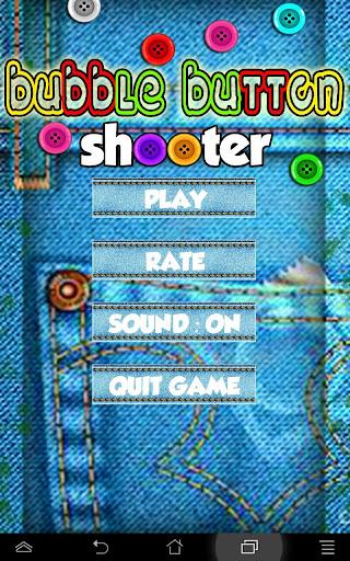 Bubble Button Shooter