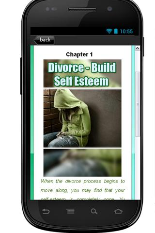 Divorce - Build Self Esteem - screenshot