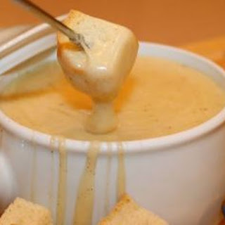Stone Wave Cheese Fondue.