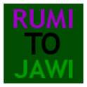 Rumi To Jawi icon