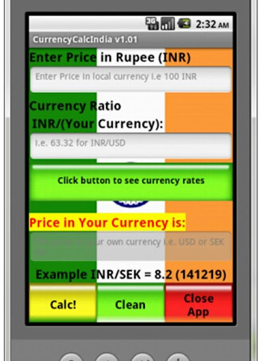 CurrencyCalcIndia